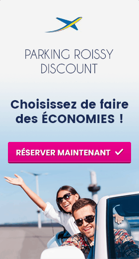 Parking Roissy pas cher